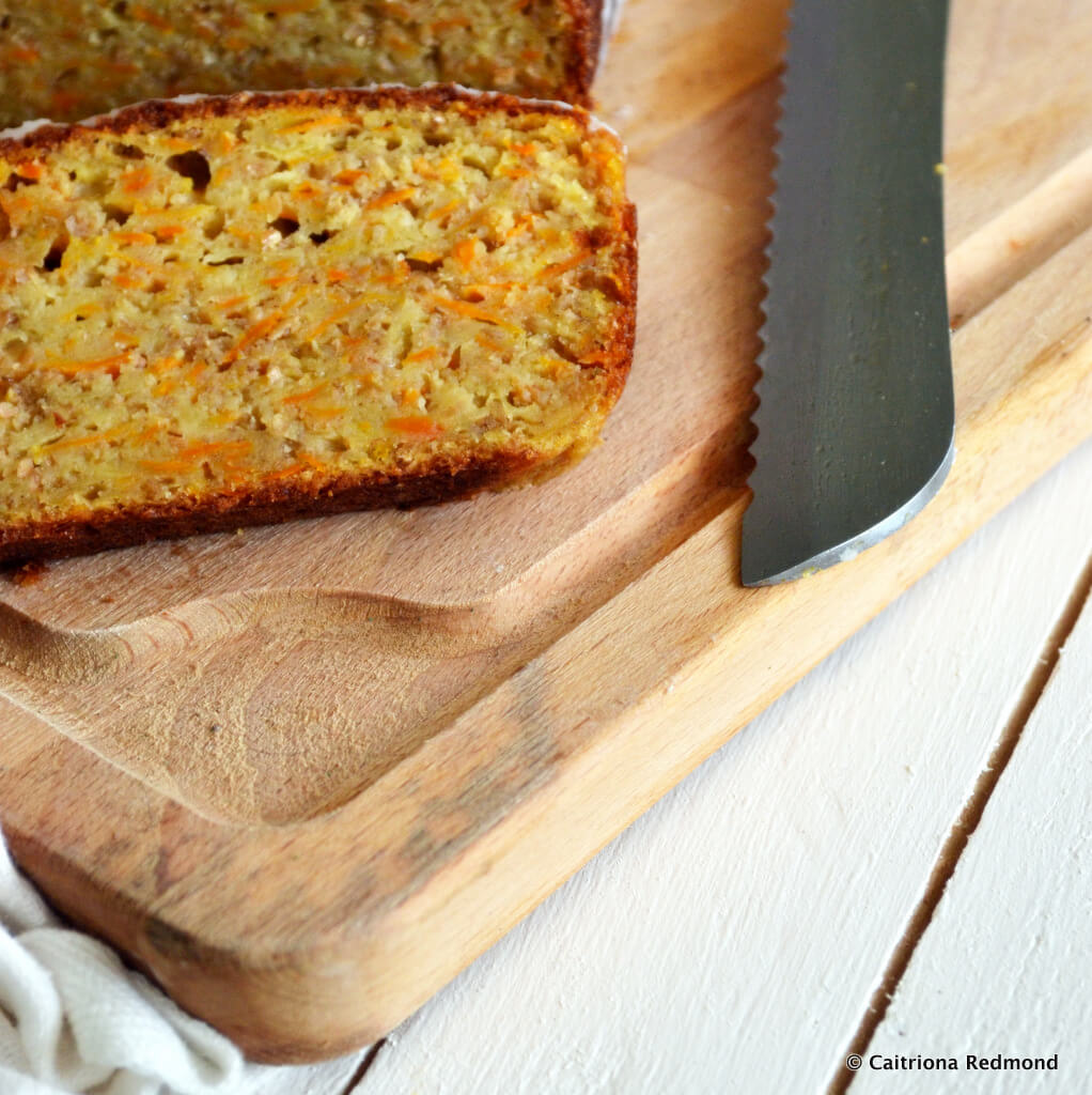 Carrot And Apple Loaf