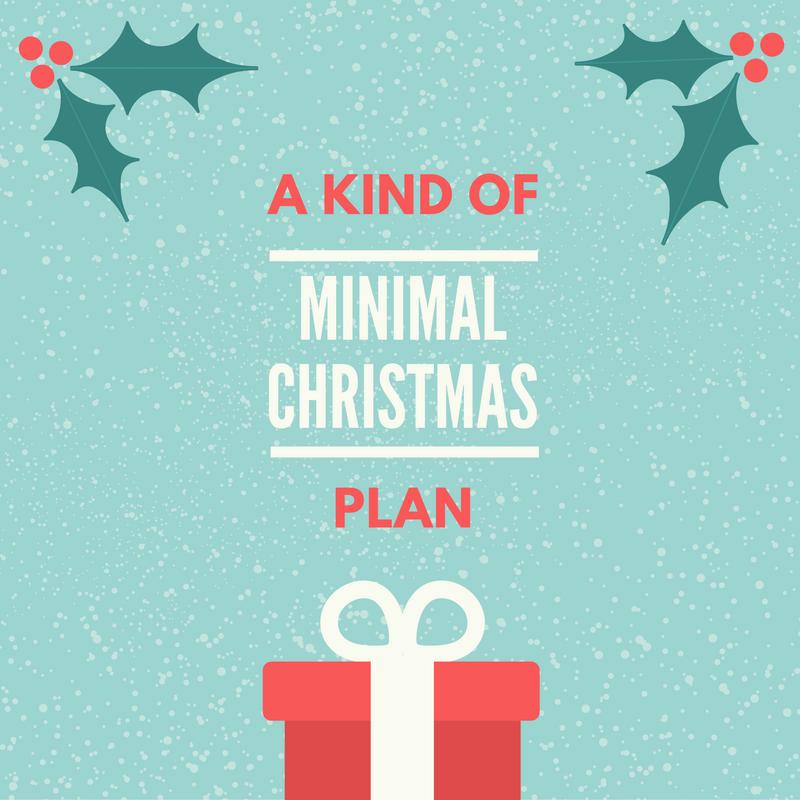 A Sort Of Minimal Christmas