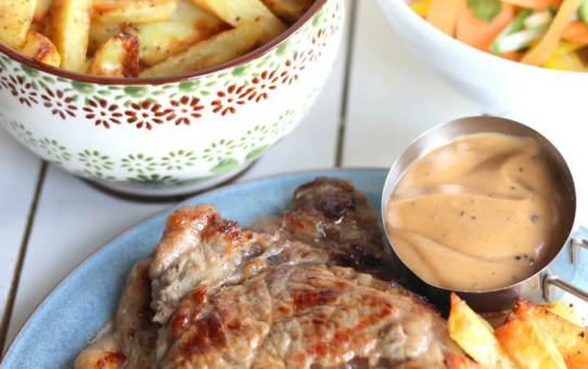 Ale Marinated Steak Recipe