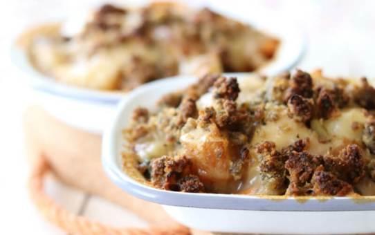 Roast Chicken Pie Recipe