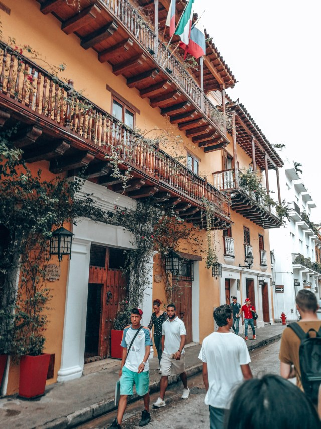 Cartagena old town, things to do in Cartagena Colombia