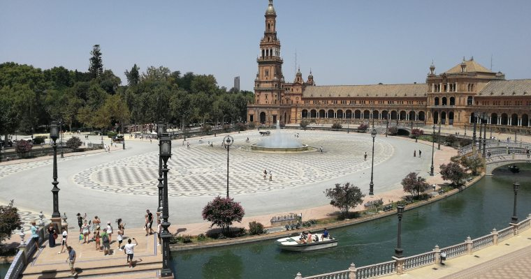 Most Beautiful Cities in Spain – Part I – Seville