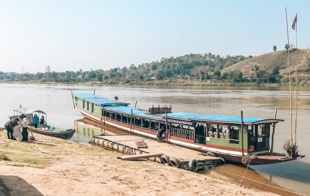 backpacking guide to laos, slow boat in laos, laos showboat, explore laos, backpacking laos for beginners, ultimate beginner's backpacking guide to Laos
