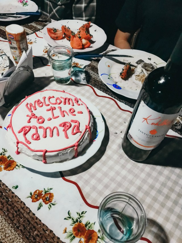 pampas tour, welcome to the pampas