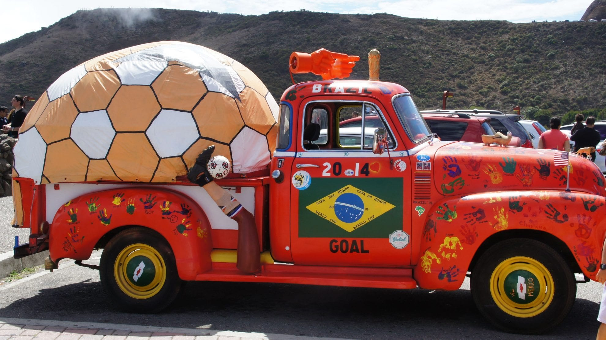 Brazil Activities For Kids