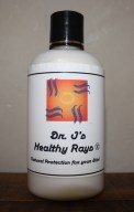 Dr. J's Healthy Rays $15