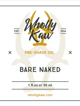 Pre-shave