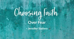 Faith Over Fear image