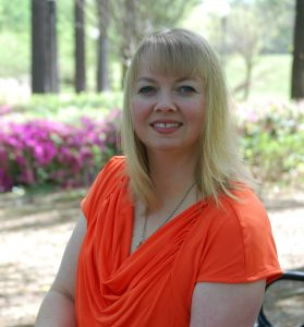 Tanya Eavenson's Author Photo