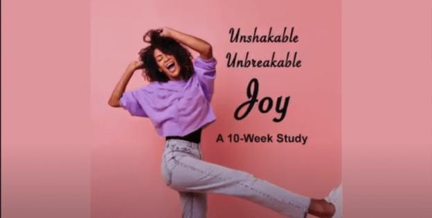 Joy Bible study cover image