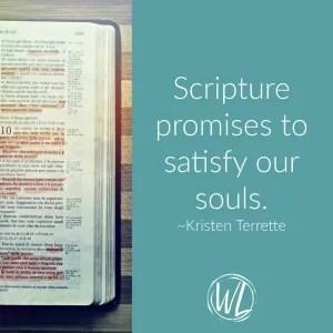 Kristen Bible quote