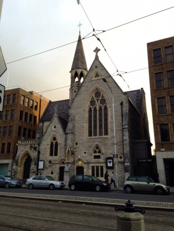 Dublin Unitarian Church - I'll definitely be checking this out next Sunday.