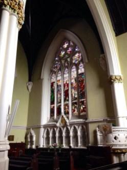 At the Dublin Unitarian Church on a Sunday morning