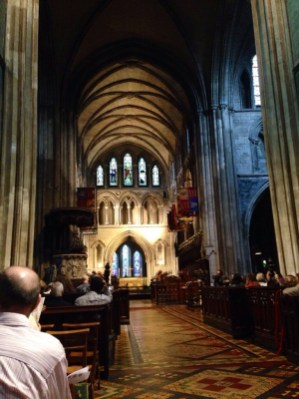St. Patrick's Cathedral for a 4th of July organ concert