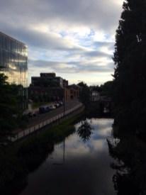 Photogenic canal