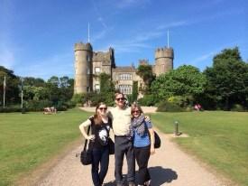 At Malahide Castle