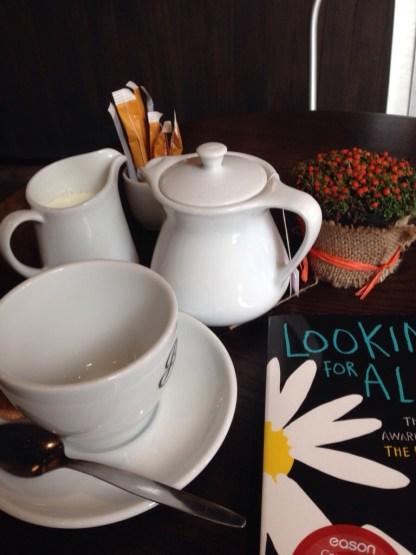 Tea time at Bewley's