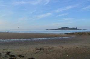 Howth beach