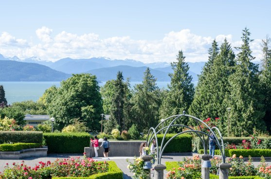 View from UBC