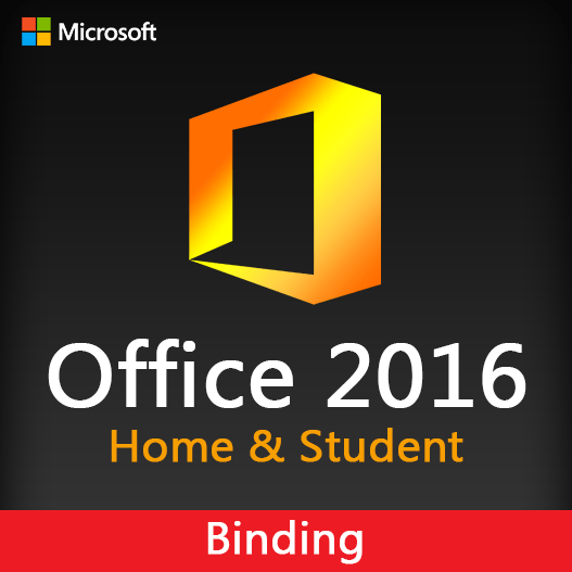 Office 2016 Home & Student (Binding)