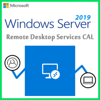 Windows Server 2019 Remote Desktop Services CAL