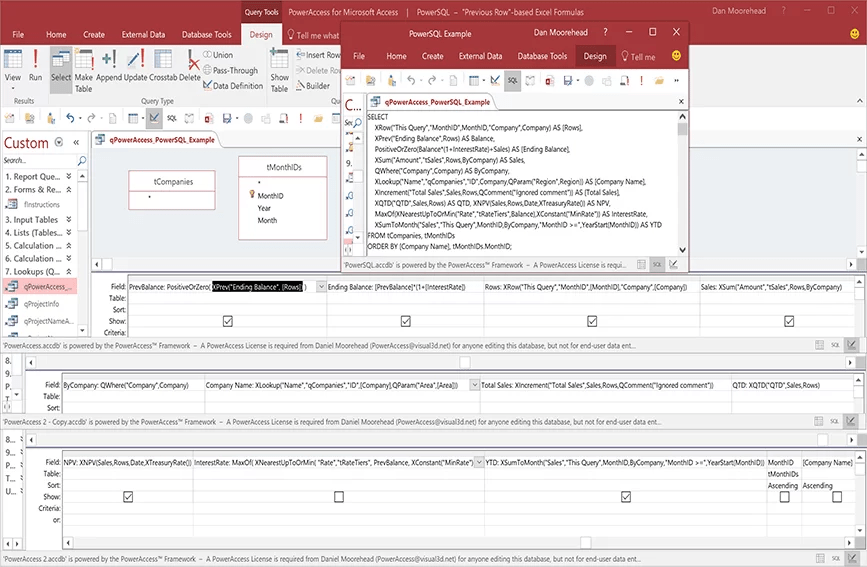 Microsoft Access 2019 features and benefits