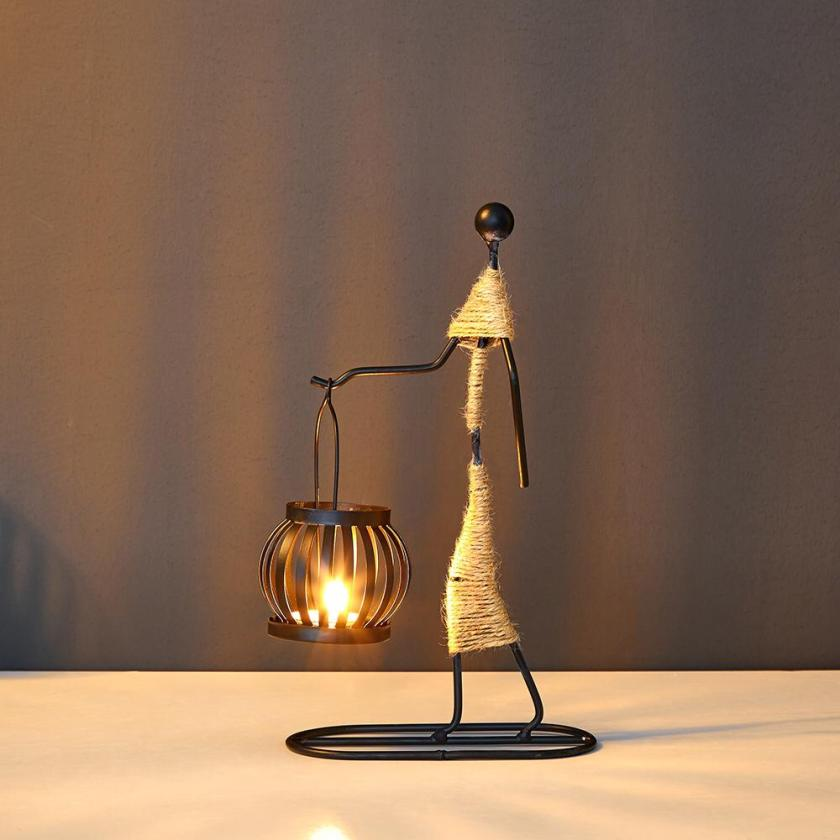 Creative Candle Holder - F