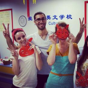 A good team of mooncake makers is essential