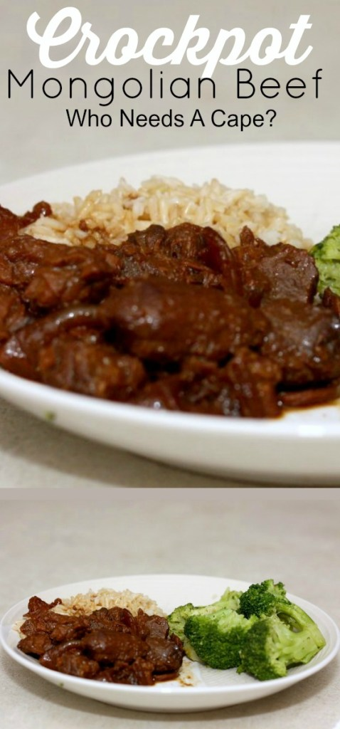 Who needs takeout when you can make a delicious and simple meal at home like Easy Crockpot Mongolian Beef. Let your slow cooker do its thing!