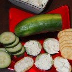 Feta Cream Cheese Dip