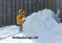 No Snow Kids Winter Activities