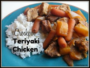 CrockpotTeriyakiChicken