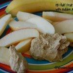 Peanut Butter Fluff – Hidden Avocado Fruit Dip
