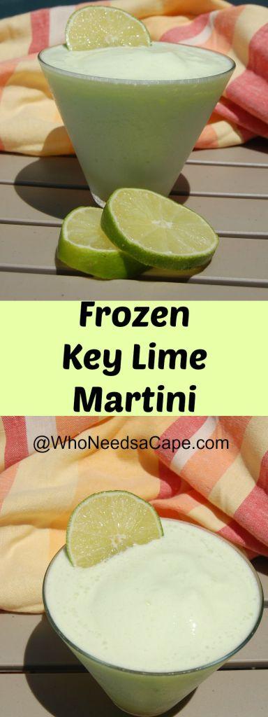 Frozen Key Lime Delish