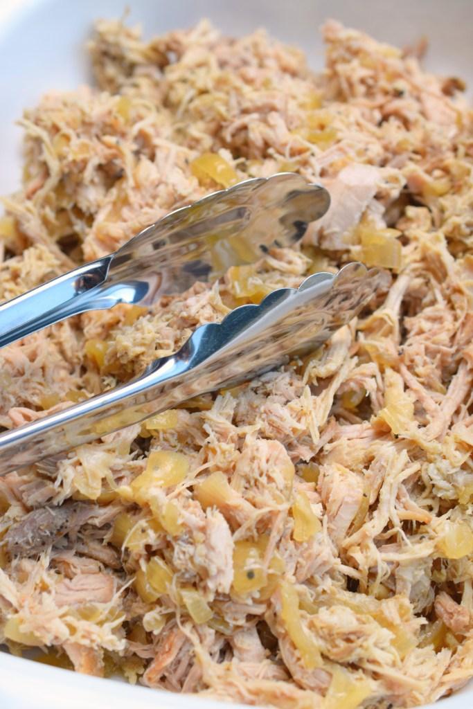 Crockpot Easy Pulled Pork