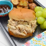 Crockpot Easy Pulled Pork