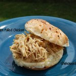Crock Pot Maple Dijon Pulled Chicken