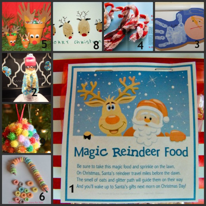 Are your kids crafty? We've compiled some of the Best Christmas Crafts to do with Kids, let their creativity shine during the holidays.