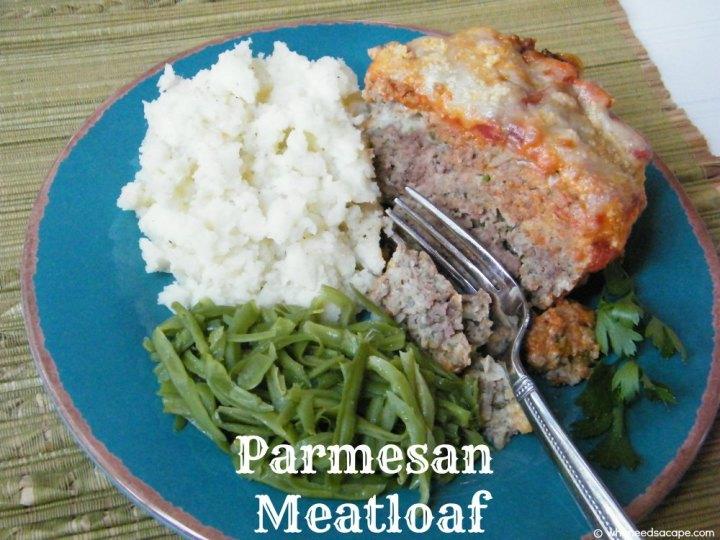 ParmesanMeatloafPlated