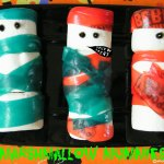 Marshmallow Mummies