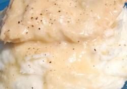 Slow Cooker Chicken & Gravy