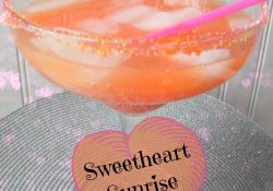 Sweetheart Sunrise {non-alcoholic} Drink