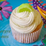 Margarita Cupcakes with Lime Buttercream
