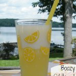 Boozy Whipped Lemonade | Who Needs A Cape?
