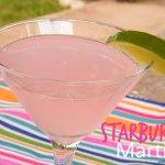Starburst Martini