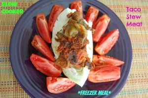 Slow Cooker Taco Stew Meat 2