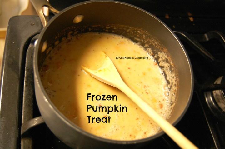 Frozen Pumpkin Treat 1