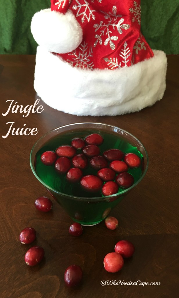 Leave this fun cocktail for Santa this year instead of the milk!