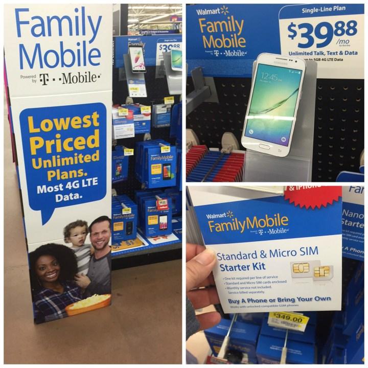 Walmart Family Mobile 3