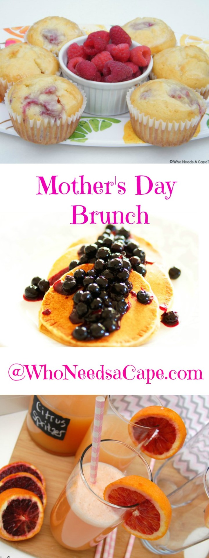 This post has all the recipes you need for a fantastic Mother's Day Brunch! A must pin (you can use it for any brunch!!!)